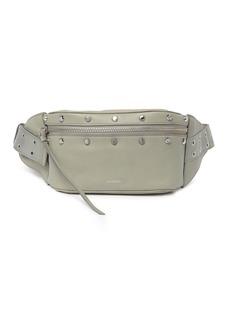 AllSaints Sid Leather Belt Bag