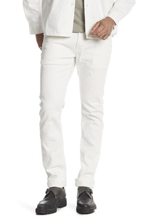 AllSaints Weott Rex Button Fly Straight Leg Jeans