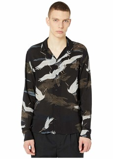 AllSaints Yonder Long Sleeve Shirt