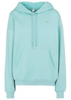 Alo Yoga Accolade cotton-blend hoodie