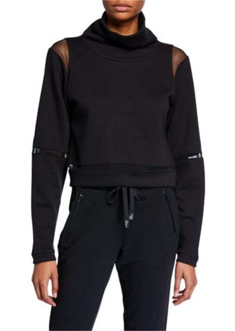 Alo Yoga Advance Long-Sleeve Top