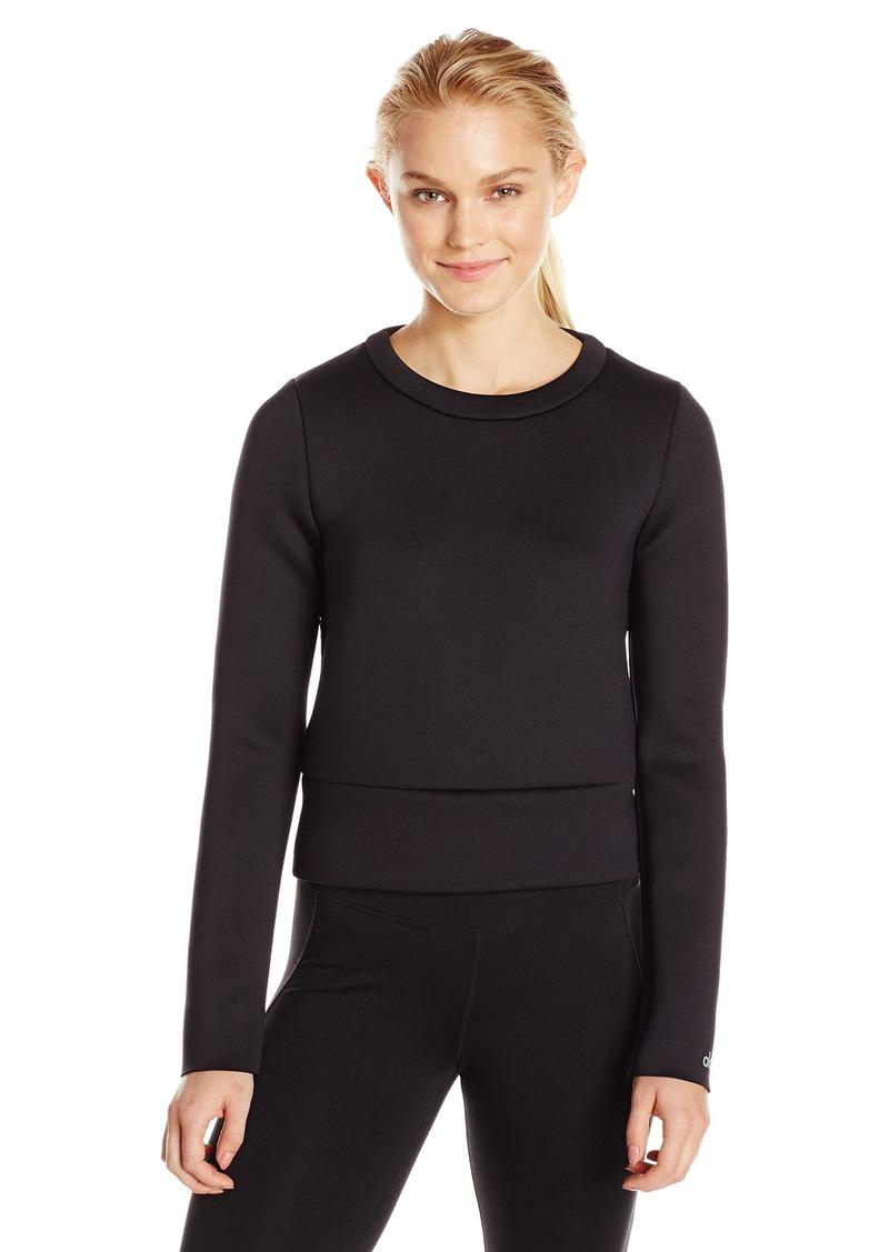 Alo Yoga Women's Alcove Long Sleeve Top  XS