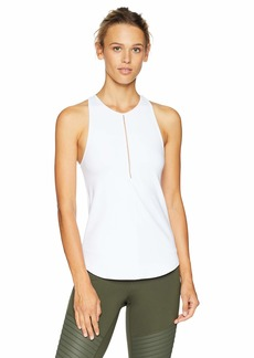 Alo Yoga Women's Heart Centered Fitted Tank  XS