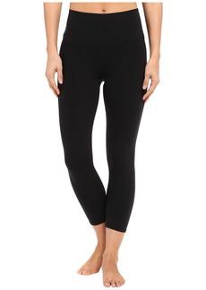 Alo Yoga Women's High Waist Airbrush Capri Legging  Medium