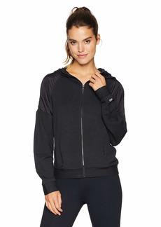 Alo Yoga Women's Jacket Black/Alo mesh L