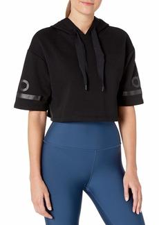 Alo Yoga Women's Alo Jersey Cropped Hoodie