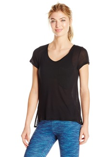 Alo Yoga Women's Rise Short Sleeve Top  S