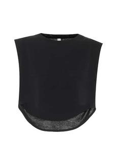 Alo Yoga Echo sleeveless crop top