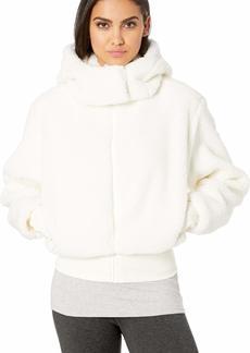 Alo Yoga womens Foxy Sherpa Jacket   US