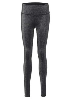 Alo Yoga Glitter high-rise leggings