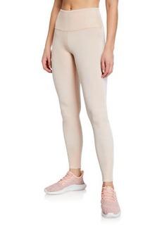 Alo Yoga Posh High-Waist Velour Leggings