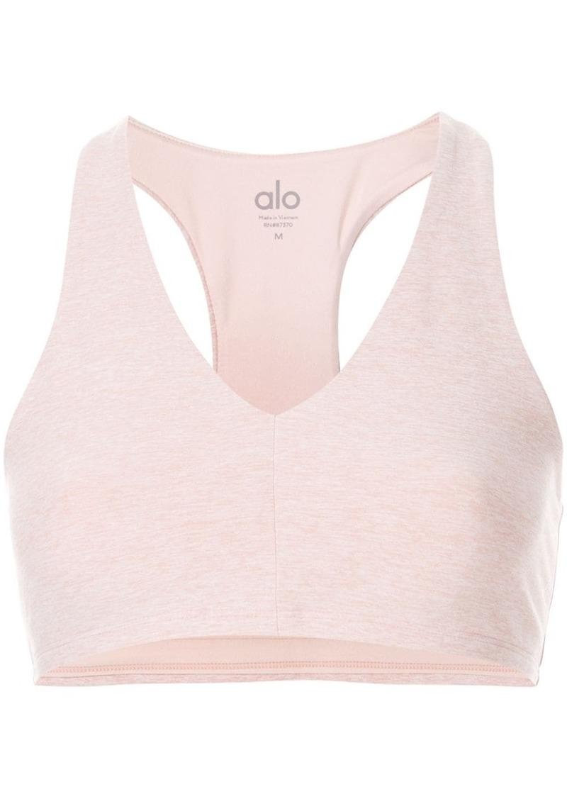 Alo Yoga V-neck sports bra