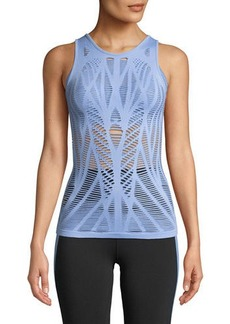 Alo Yoga Vixen Fitted Muscle Tank Top