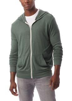 Alternative Apparel Men's Basic Zip Hoodie