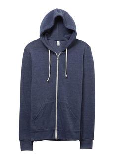Alternative Apparel Mens Eco-Fleece Hoodie (Eco True Navy) - S - Also in: XL, 2XL