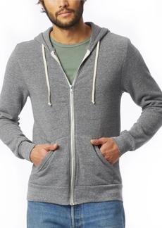 Alternative Apparel Men's Rocky Zip Hoodie