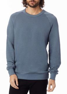 Alternative Apparel Alternative Champ Washed Terry Sweatshirt