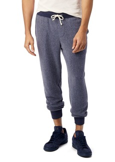 Alternative Apparel ALTERNATIVE Eco Teddy Dodgeball Fleece Jogger Pants