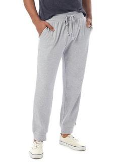 Alternative Apparel ALTERNATIVE Interlock Slim Fit Lounge Pants