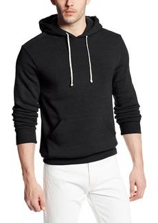 Alternative Apparel Alternative Men's Challenger Eco Pullover Hoodie True Black 3X