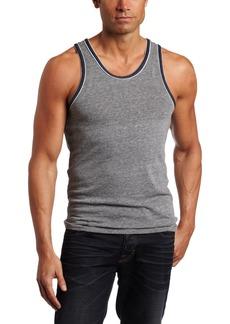 Alternative Apparel Alternative mens Double Ringer Tank Top Cami Shirt   US