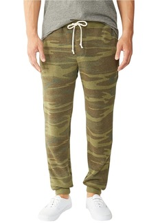 Alternative Apparel Alternative Men's Eco-Fleece Dodgeball Pant  Large