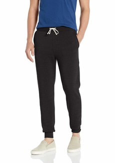 Alternative Apparel Alternative Men's Eco-Fleece Dodgeball Pant True Black M