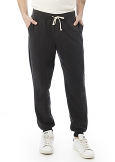 Alternative Apparel Alternative Men's Fleece Dodgeball Pant eco True Black XX-Large