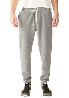 Alternative Apparel Alternative Men's Fleece Dodgeball Pant  Large