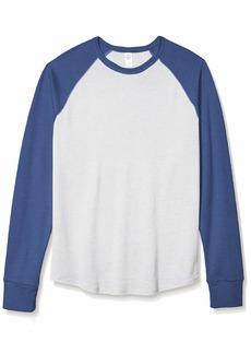 Alternative Apparel Alternative Men's Kickback Heavy Knit Pullover Sweatshirt