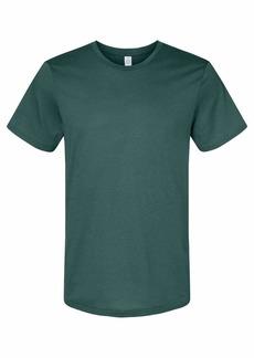 Alternative Apparel Alternative Men's Organic Cotton Crew T-Shirt  Large