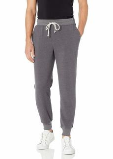 Alternative Apparel Alternative Men's Printed Fleece Dodgeball Pant grey classic Herringbone