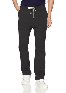 Alternative Apparel Alternative Men's The Hustle Open Bottom Sweatpants eco True Black X Large
