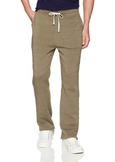 Alternative Apparel Alternative Men's The Hustle Open Bottom Sweatpants eco True Dark Olive X Large