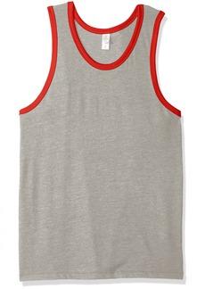 Alternative Apparel Alternative Men's Vintage 50/50 Jersey the Keeper Tank