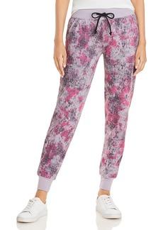 Alternative Apparel ALTERNATIVE Printed Jogger Pants