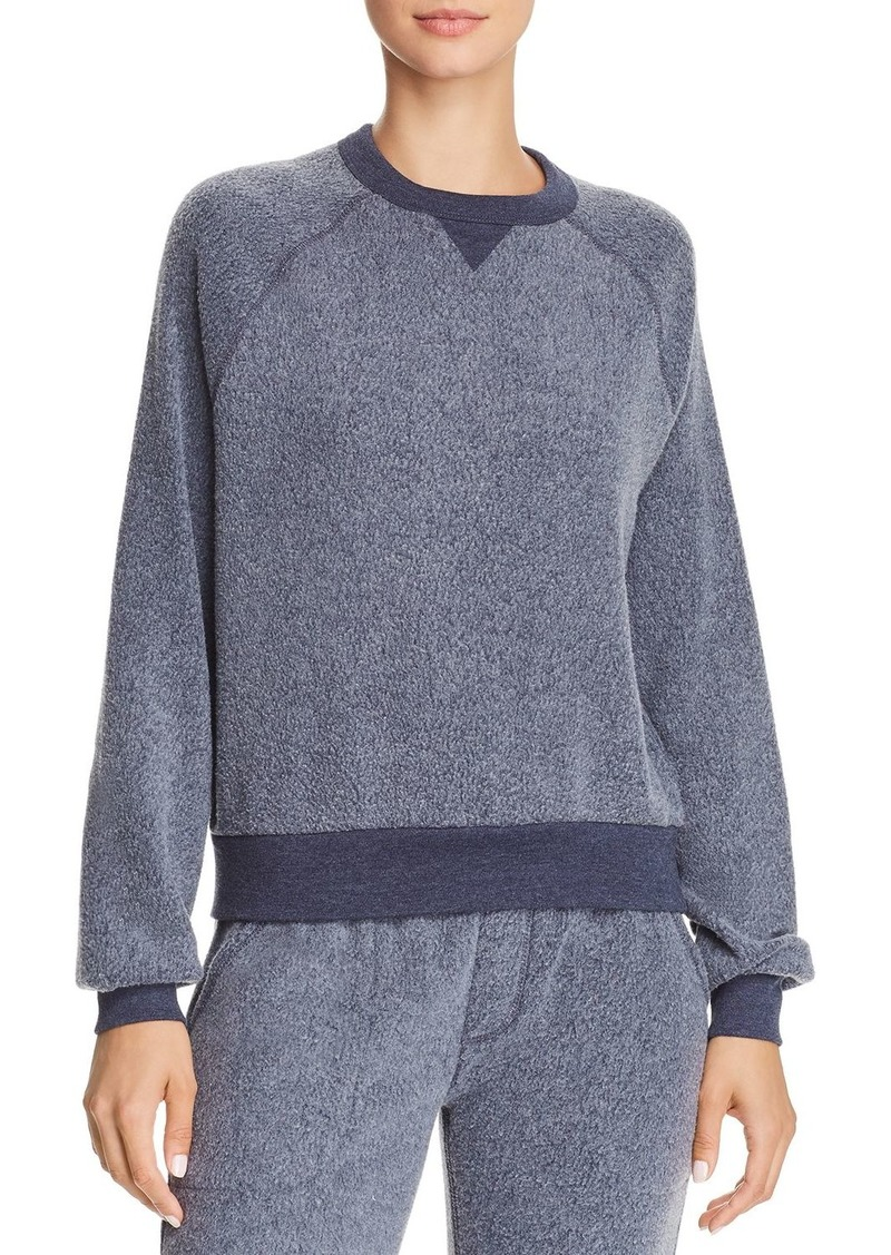 Alternative Apparel ALTERNATIVE Teddy Textured Sweatshirt