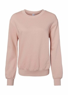 Alternative Apparel Alternative Women's Apparel Throwback Washed Terry Sweatshirt