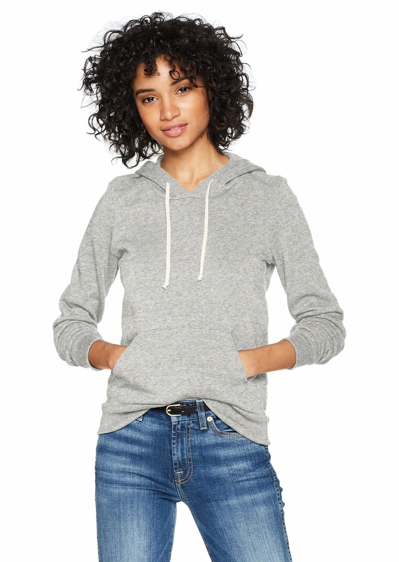 Alternative Apparel Alternative Women's Athletics Hoodie eco Oatmeal Extra Large
