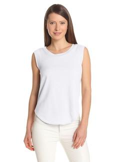 ce2adf928 Alternative Apparel Alternative Women's Cap-Sleeve Crew T-Shirt X-Large