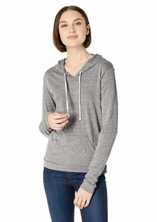 Alternative Apparel Alternative Women's Classic Pullover Hoodie eco Grey Extra Small