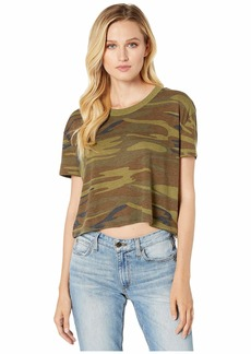 Alternative Apparel Alternative Women's Cropped T-Shirt