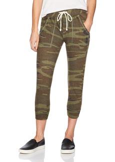 Alternative Apparel Alternative Women's Eco Cropped Jogger Pant