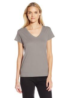 Alternative Apparel Alternative Women's Everyday Short-Sleeve V-Neck T-Shirt