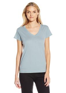 8eb816a8f Alternative Apparel Alternative Women's Everyday Short-Sleeve V-Neck T-Shirt  Small