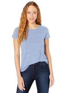 Alternative Apparel Alternative Women's Ideal eco-Jersey t-Shirt Pacific Blue X-Large