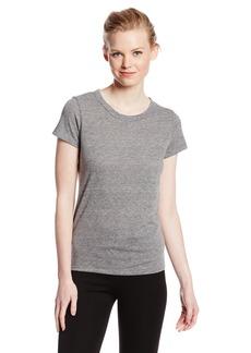 Alternative Apparel Alternative Women's Ideal Short Sleeve Crew Neck Tee