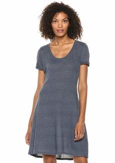 Alternative Apparel Alternative Women's Jersey Swing Dress  Extra Small