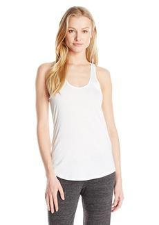 Alternative Apparel Alternative Women's Satin Jersey Shirttail Tank