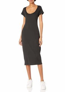 Alternative Apparel Alternative Women's Scoop midi Dress  XL